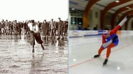 skating then and now