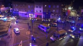 Finsbury Park Attack at London Mosque