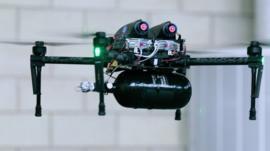 Intelligent Energy's hydrogen-powered drone