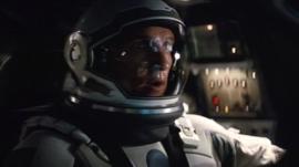 Matthew McConnaughey in Interstellar