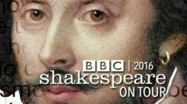 Shakespeare on Tour