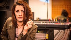 UK Eurovision entry 2017 Lucie Jones