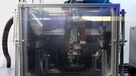 ReForm 3D printer