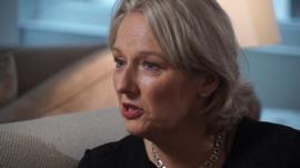 Jayne-Anne Gadhia, chief executive of the bank Virgin Money