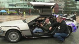 Martin and DeLorean