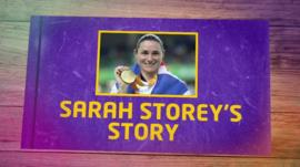 Find out more about this sporting superstar.