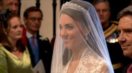 Kate and her father, Michael