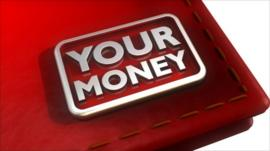 Your money logo