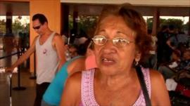 Cuban Milagro Guerra