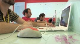 Internet users in Lebanon