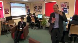 Rory Cellan-Jones on School Report