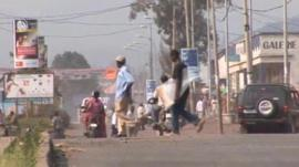 Street in Goma