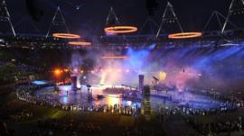 The London 2012 opening ceremony has kicked off the Olympic Games in style!