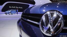 Volkswagen car