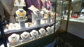For many Asians gold is culturally important and often a form of investment