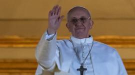 Cardinal Jorge Mario Bergoglio