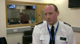 PSNI Chief Inspector Tim Mairs