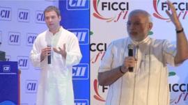India PM contenders