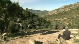 Tunisian countryside