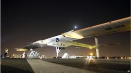 Solar Impulse aircraft