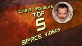Chris Hadfield Top 5 Space Videos