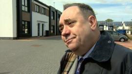 Alex Salmond:
