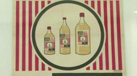 Packaging for vegetable oil