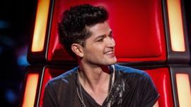 The Voice's Danny O'Donoghue