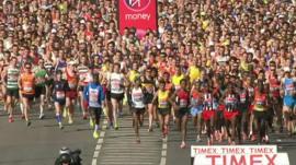 A marathon