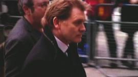 MP for Falkirk Eric Joyce