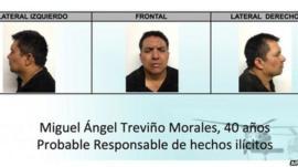 Miguel Angel Trevino Morales - government photos