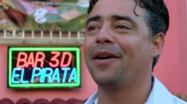 Jorge Pena, Cuban self-employed businessman