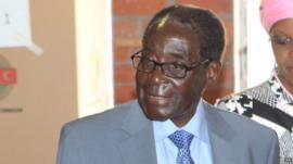 Robert Mugabe (31 July)