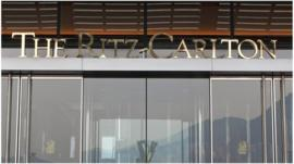 Ritz Cartlon