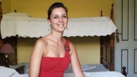 Housekeeper Tanya