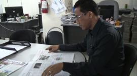 Thaung Su Nyein, CEO of Information Matrix