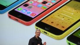 iPhone launch