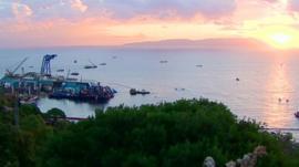 Costa Concordia salvage