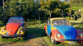 Arty cars