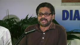 Ivan Marquez, chief Farc negotiator