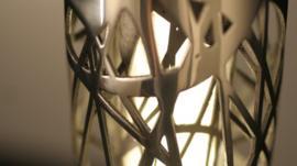 The lattice of the Queen's baton
