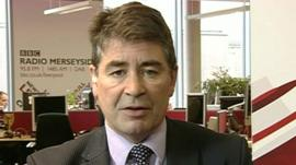 Former Durham Chief Constable Jon Stoddart