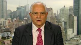 Martin Wolf from the Financial Times