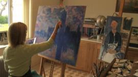 Artist Susie Ray