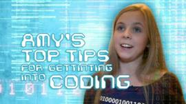 Amy's top tips