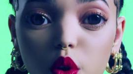 FKA Twigs from the Sound of 2014 longlist