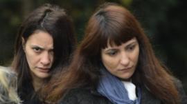 Elisabetta and Francesca Grillo