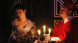 Gemma Arterton starring in The Duchess of Malfi