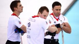 GB men fail to grab curling gold