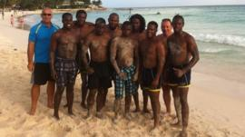 Barbados Rugby Sevens team